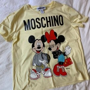 new MOSCHINO x H&M collab T-Shirt 100% cotton